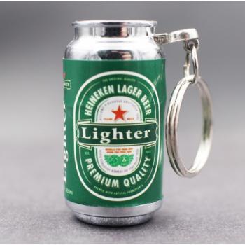 Зажигалка банка пива Heineken
