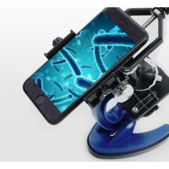 Ученический детский микроскоп 1200x с кейсом