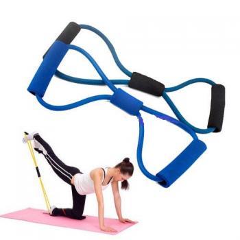 Эспандер восьмёрка для фитнеса