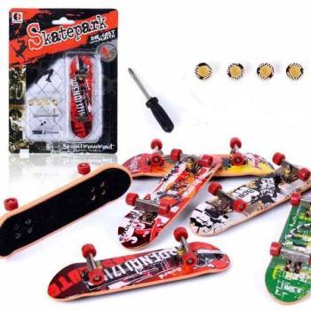 Фингерборд скейт - мини скейтбоард для пальцев
