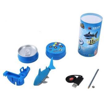 Радиоуправляемый робот Акула
