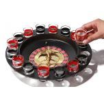 Игра пьяная рулетка, набор 16 стопок