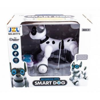 Интерактивная робот собака на радиоуправлении Smart Dog,