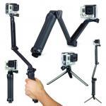 GoPro 3 way – штатив, рукоятка, монопод, трипод для экшн камеры