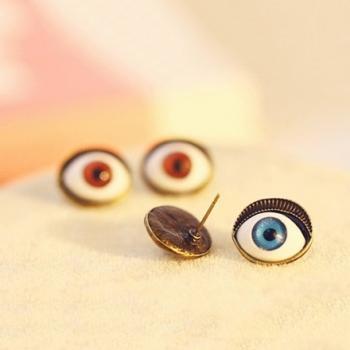 Серьги Глаза
