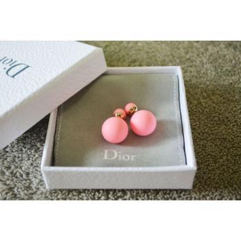 Серьги Mise en Dior (пусеты Dior)